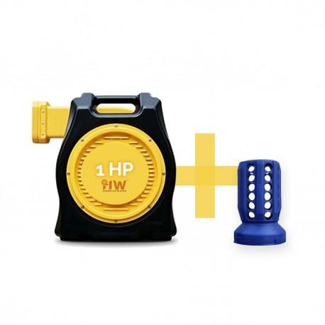 Huawei Air Blower 1 HP + Deflate cone - REH-1E