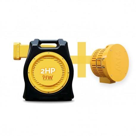 Huawei Air Blower 1.2 HP + Deflate cone - REH-1.2E