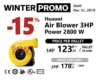 Winter Promo on Huawei 3HP Fan