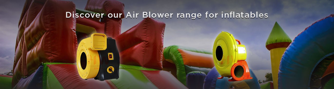 inflatables air blowers